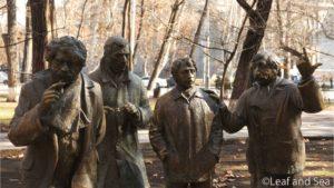 Jerewan-Skulptur-